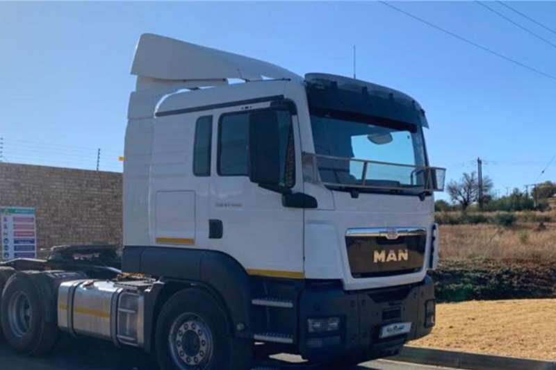 MAN Truck tractors Double axle 2015 MAN TGS 27 440 2015