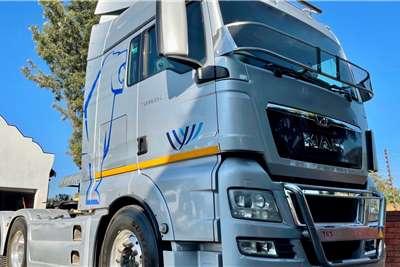 MAN Double axle 2017 MAN 26 540 TGX. 6X4 TT Truck tractors