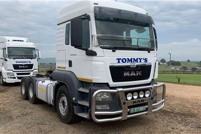 MAN Double axle 2017 MAN 26440 Truck tractors