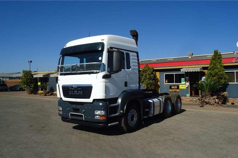 MAN Double axle 26.440 TGS T/T C/C #6529 Truck tractors