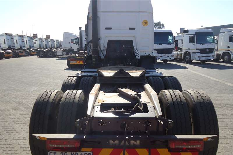 MAN Double axle 26.440 TGS T/T C/C #6530 Truck tractors