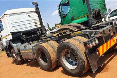 MAN Double axle 27 423 F2000 Evolution Truck tractors