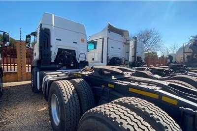 MAN Double axle MAN 27.480 6X4 BBS LX SLEEP T/T C/C Truck tractors
