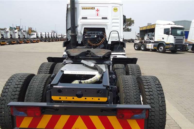 MAN Double axle MAN 33.480 T/T HXB369MP #6553 Truck tractors