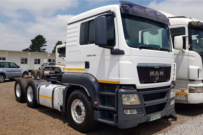 MAN Truck tractors Double axle MAN TGS. 26.2440 Refurbished 2011