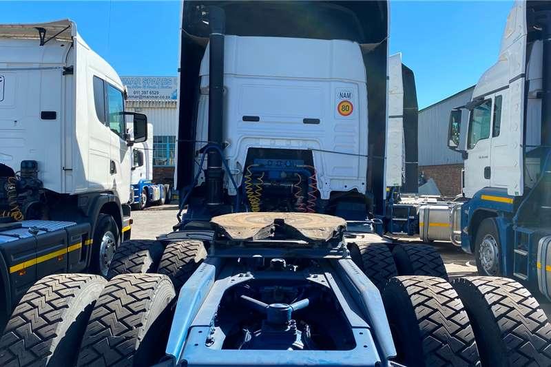 MAN Double axle Man Tgs 26:440 Truck tractors