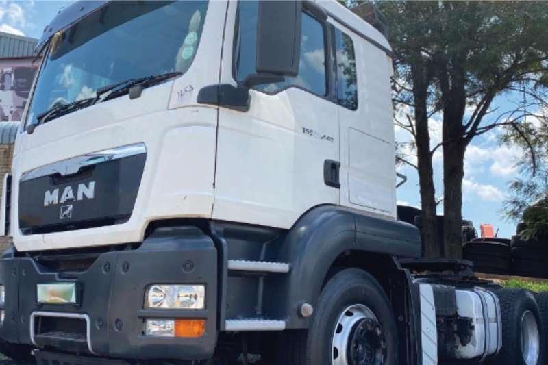 MAN Double axle MAN TGS 27 440 6x4 Truck Tractor Truck tractors
