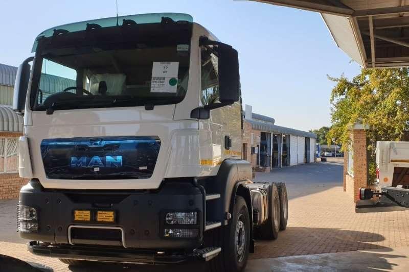 MAN Truck tractors Double axle MAN TGS 27.440 Steel bumber 2020