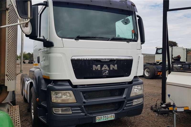 MAN Truck tractors Double axle MAN TGS26.440 6x4TT Auto 2011