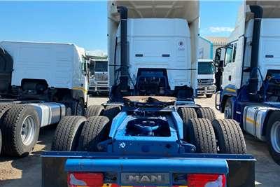 MAN Double axle TGS 26   440 Truck tractors