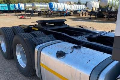 MAN Double axle TGS 26.440 EfficientLine 6x4 T/T Truck tractors