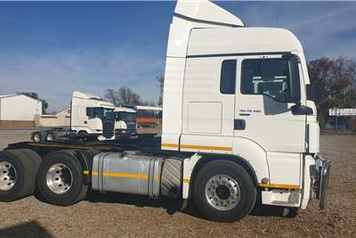 MAN Double axle TGS 26.480 Truck tractors
