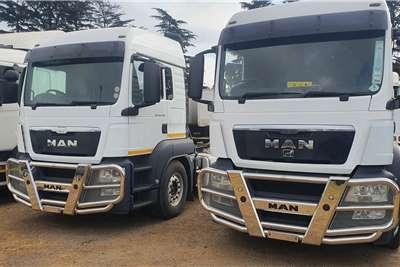 MAN Double axle TGS 26440 Truck tractors