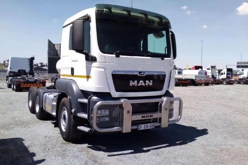 MAN Truck tractors Double axle TGS 27.440 6x4 Truck Tractor 2017