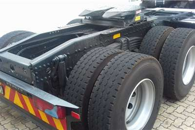 MAN Double axle TGS 27 440 LX Truck tractors