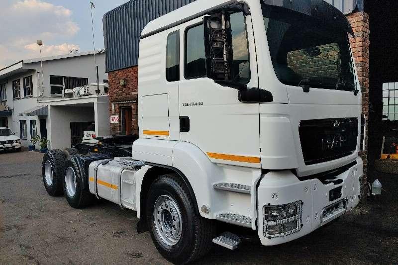 MAN Double axle Tgs 27440 Truck tractors