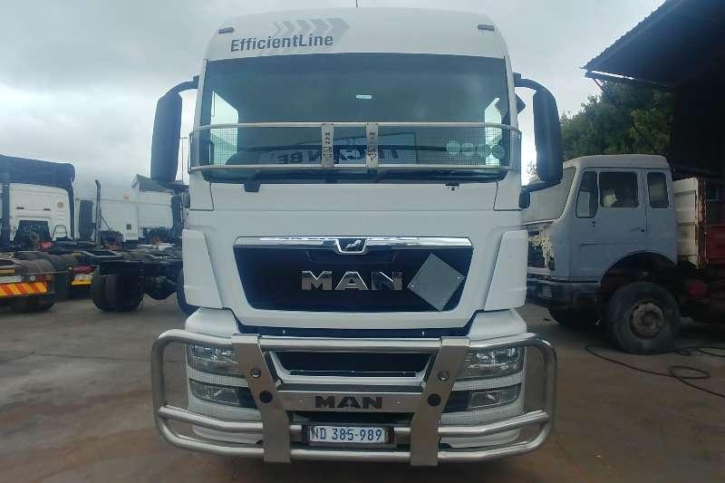 MAN Double axle TGS26 440 Truck tractors