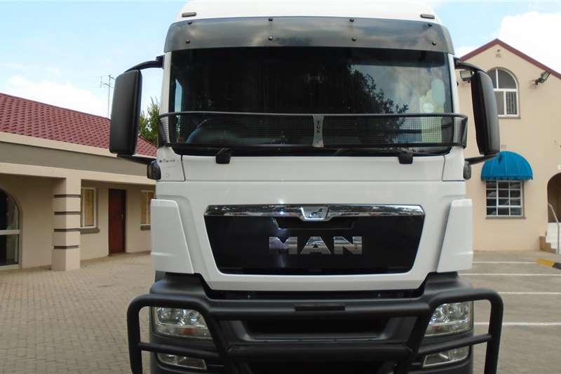 MAN Truck Tractors Double Axle TGS26.480 2014