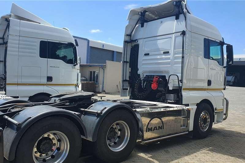MAN Double axle TGX 26.540 Truck tractors