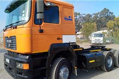 MAN MAN 40.464 Truck tractors