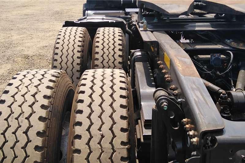 MAN MAN TGS27.440 Truck tractors