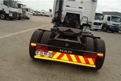 MAN Single axle MAN 19.360 TGS T/T 4X2 #6574 Truck tractors