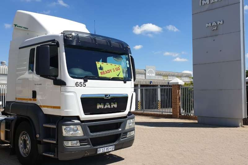 MAN Truck tractors Single axle MAN TGS 19.440 2019