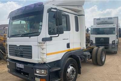 MAN Single axle TGM15 240 Truck tractors