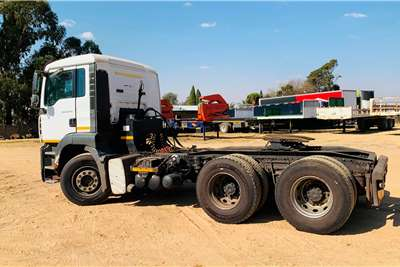 MAN TGA 26 410 Truck tractors