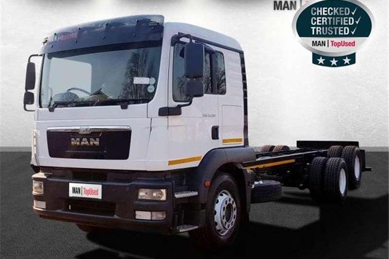 MAN TGM 25.280 6X2 2 BL CKD Truck tractors