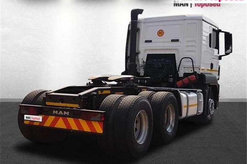MAN TGS Truck tractors