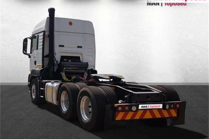 MAN TGS 26.440 6X4 BLS WW CKD Truck tractors