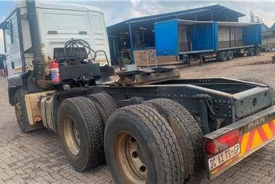 MAN TGS 27 440 Truck tractors