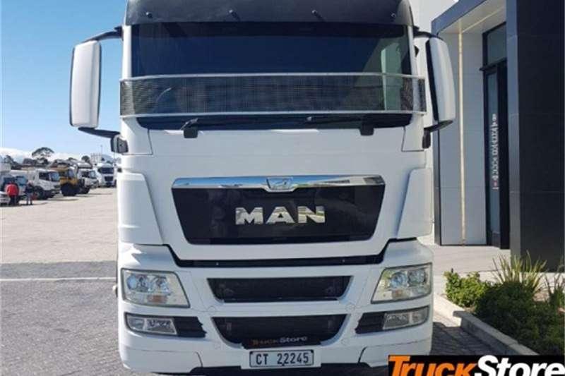 MAN TGS 27.480 Truck tractors