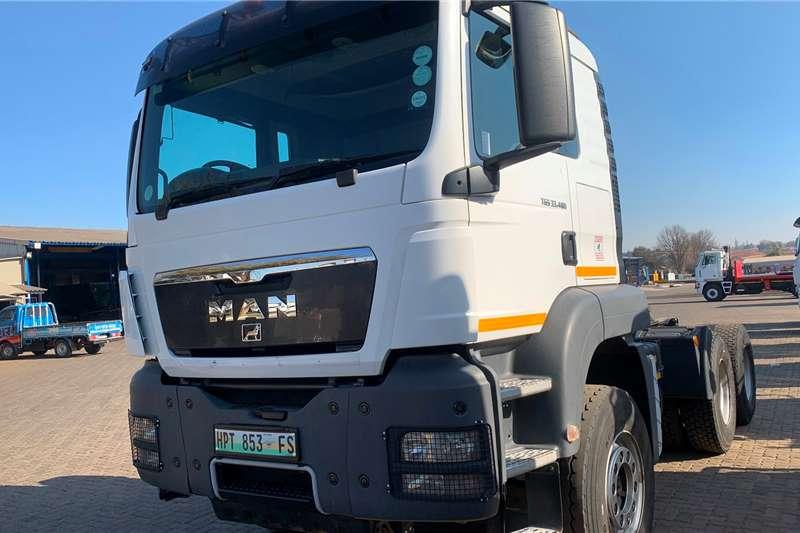 MAN TGS 33 480 Truck tractors