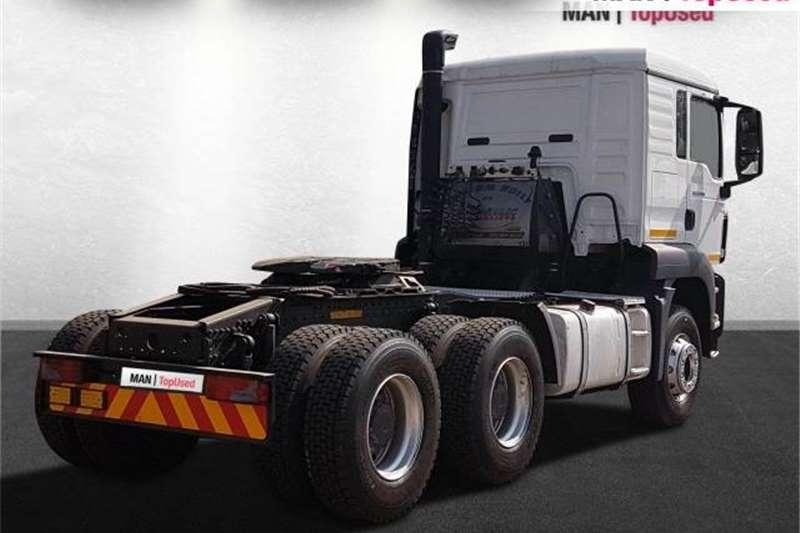 MAN TGS 33.480 6X4 BBS WW CKD Truck tractors