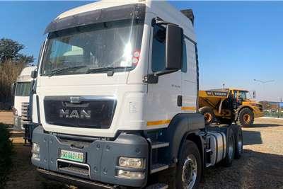 MAN TGS26.440 Truck tractors