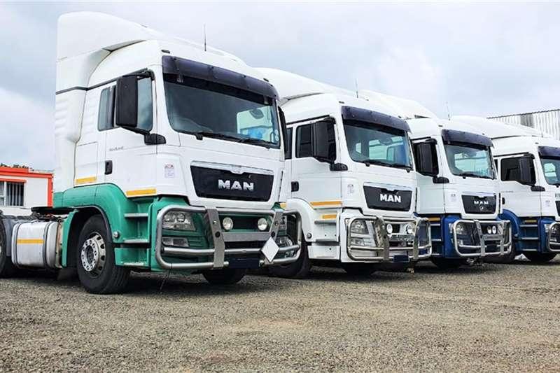 MAN VARIOUS MAN TGS26.440 Truck tractors