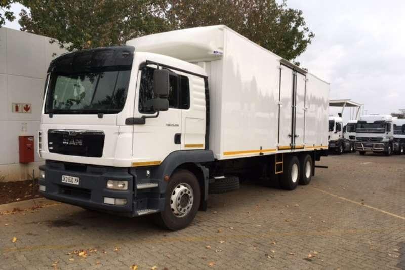MAN Van body MAN TGM 25 280 BL L 6X2 Truck