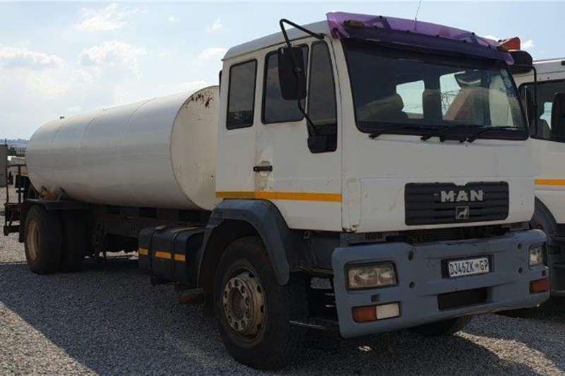 MAN Truck Water Tanker