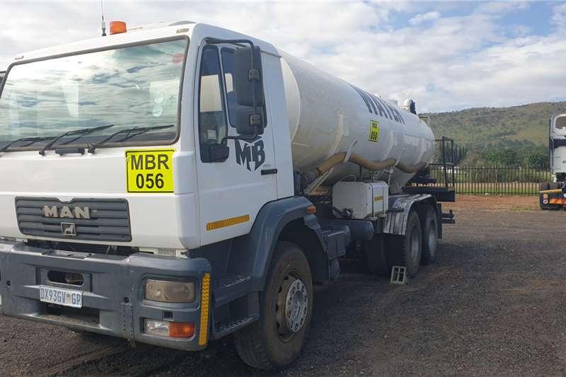MAN Truck Water tanker M2000 16 000Liter water Tanker 2007