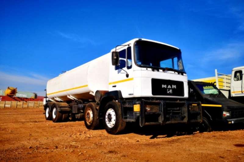 MAN Water bowser trucks MAN 20000L Water Tanker 8x4