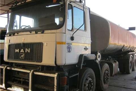 MAN Water bowser trucks MAN Water Tanker 1995