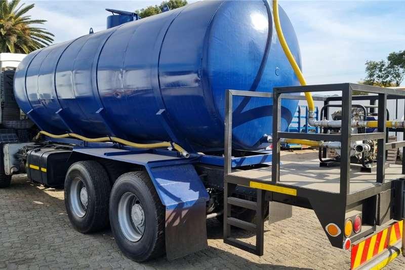 MAN TGA 33 410 Water bowser trucks