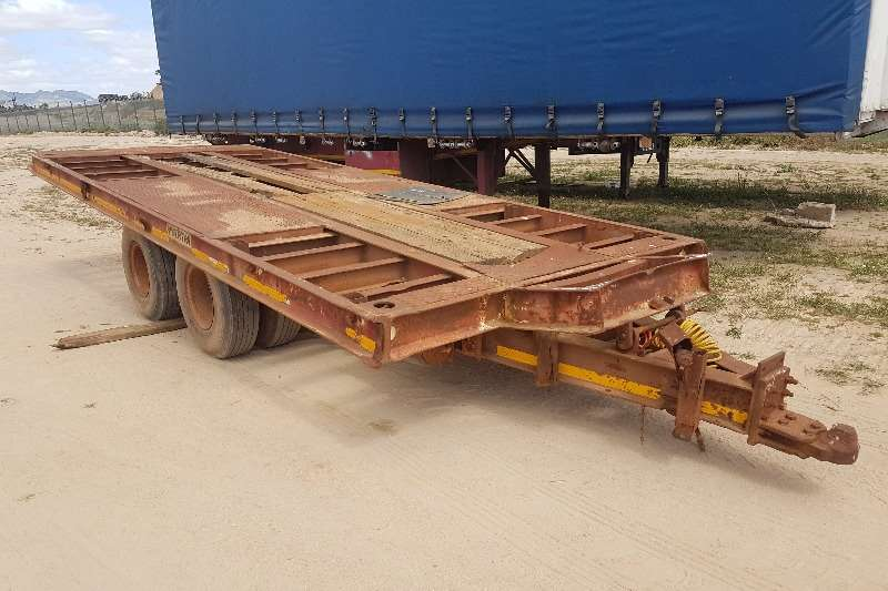 Martin Trailers Lowbed Martin Lowbed Pub