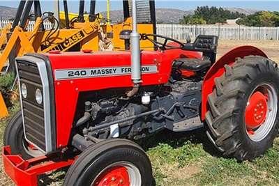 Massey Ferguson 240 Tractor Tractors
