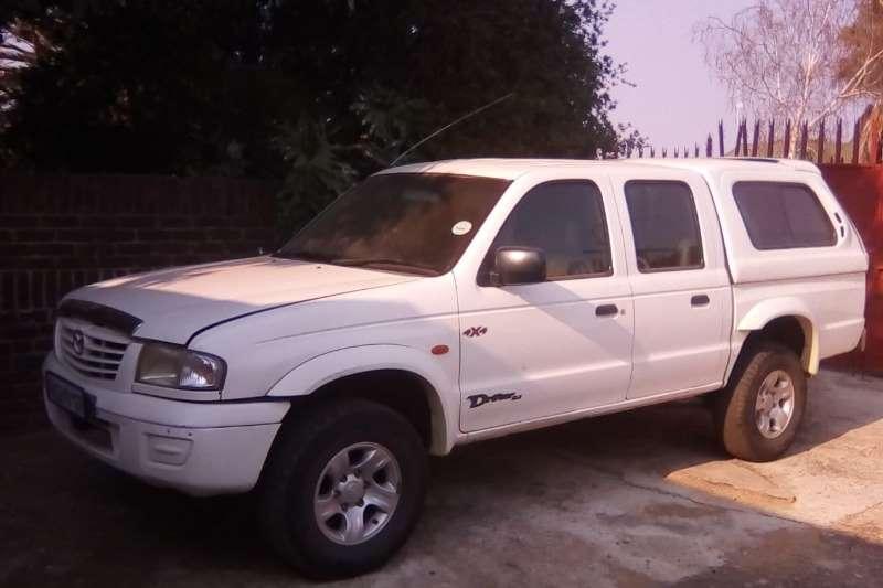 Mazda LDVs & panel vans Drifter d/cab Bakkie + Canopy 2005