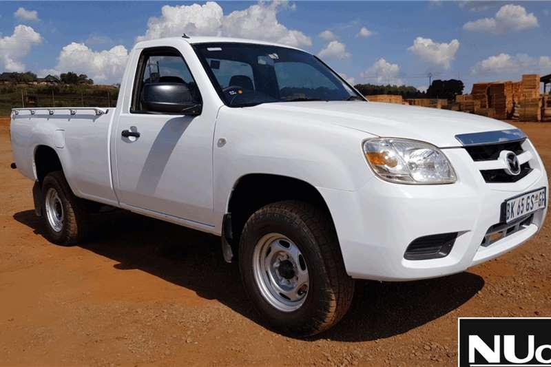 Mazda LDVs & panel vans MAXDA BT50 SINGLE CAB LDV 2011