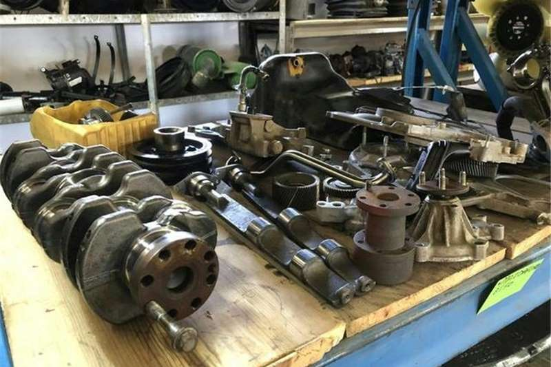 Mazda Trailers Mazda BT 50 2.5l Diesel Engine stripping for Spare