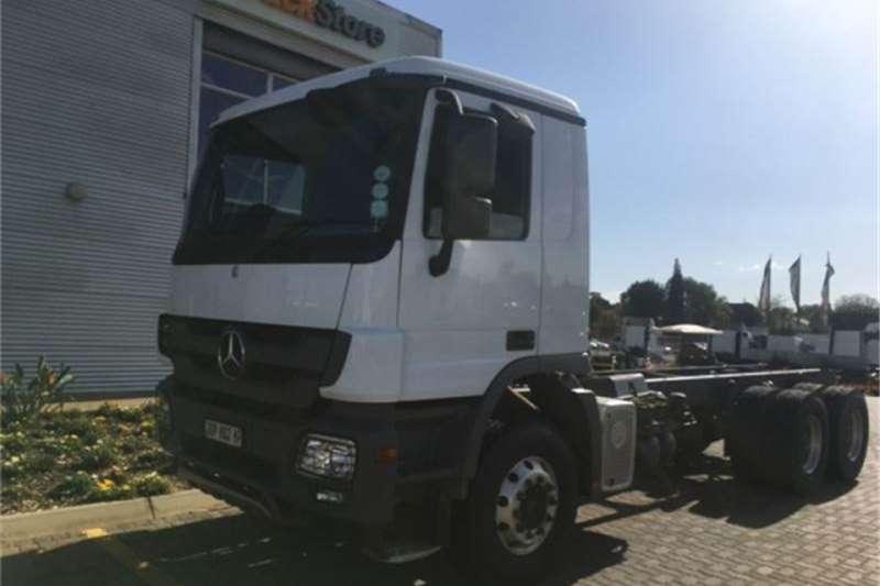 Mercedes Benz Actros Truck 3 3344/45 C/C 2014
